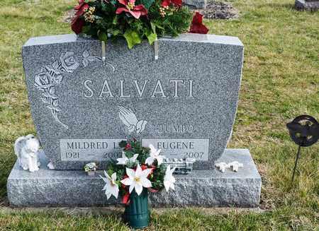 SALVATI, MILDRED L - Richland County, Ohio | MILDRED L SALVATI - Ohio Gravestone Photos