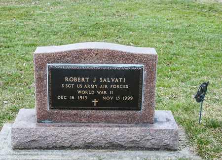 SALVATI, ROBERT J - Richland County, Ohio | ROBERT J SALVATI - Ohio Gravestone Photos