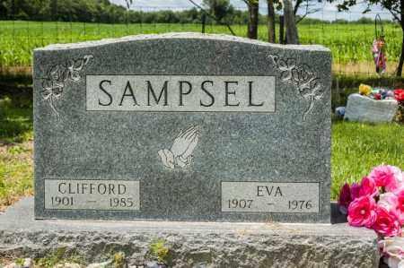 SAMPSEL, CLIFFORD - Richland County, Ohio   CLIFFORD SAMPSEL - Ohio Gravestone Photos