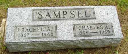 SAMPSEL, CHARLES A. - Richland County, Ohio | CHARLES A. SAMPSEL - Ohio Gravestone Photos