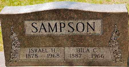 SAMPSON, ISRAEL H - Richland County, Ohio | ISRAEL H SAMPSON - Ohio Gravestone Photos