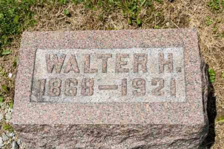 SAMSEL, WALTER H - Richland County, Ohio   WALTER H SAMSEL - Ohio Gravestone Photos