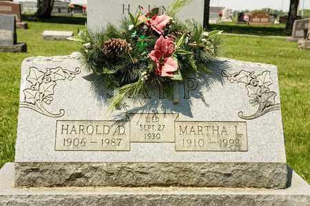 SAPP, MARTHA L - Richland County, Ohio   MARTHA L SAPP - Ohio Gravestone Photos