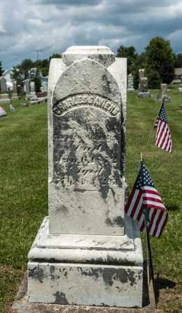 SAVIERS, CHARLES - Richland County, Ohio | CHARLES SAVIERS - Ohio Gravestone Photos