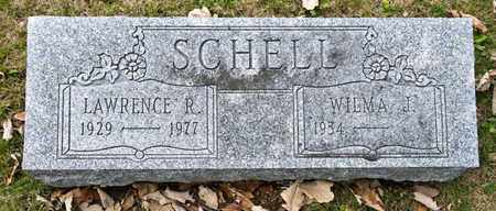 SCHELL, LAWRENCE R - Richland County, Ohio   LAWRENCE R SCHELL - Ohio Gravestone Photos