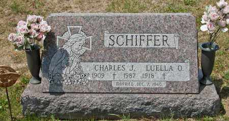 SCHIFFER, CHARLES J - Richland County, Ohio | CHARLES J SCHIFFER - Ohio Gravestone Photos