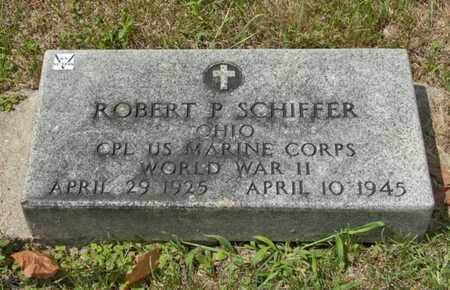 SCHIFFER, ROBERT P - Richland County, Ohio | ROBERT P SCHIFFER - Ohio Gravestone Photos
