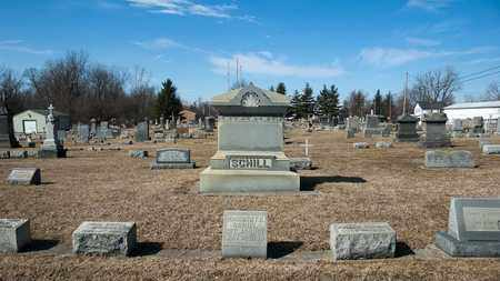 SCHILL, FAMILY STONE - Richland County, Ohio | FAMILY STONE SCHILL - Ohio Gravestone Photos
