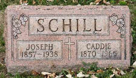 SCHILL, JOSEPH - Richland County, Ohio | JOSEPH SCHILL - Ohio Gravestone Photos