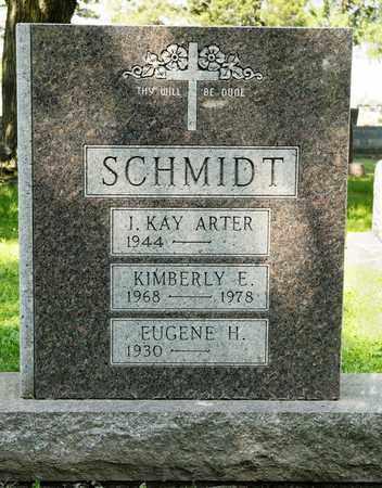ARTER SCHMIDT, I KAY - Richland County, Ohio | I KAY ARTER SCHMIDT - Ohio Gravestone Photos