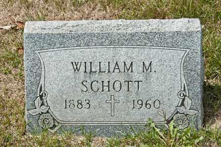 SCHOTT, WILLIAM M - Richland County, Ohio | WILLIAM M SCHOTT - Ohio Gravestone Photos