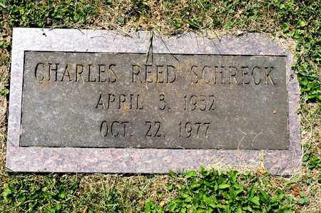 SCHRECK, CHARLES REED - Richland County, Ohio | CHARLES REED SCHRECK - Ohio Gravestone Photos