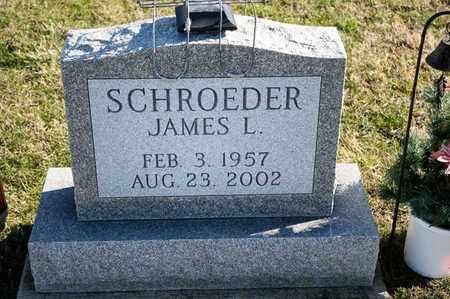 SCHROEDER, JAMES L - Richland County, Ohio   JAMES L SCHROEDER - Ohio Gravestone Photos