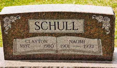 SCHULL, NAOMI - Richland County, Ohio | NAOMI SCHULL - Ohio Gravestone Photos