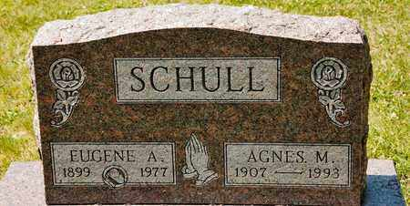 SCHULL, EUGENE A - Richland County, Ohio | EUGENE A SCHULL - Ohio Gravestone Photos