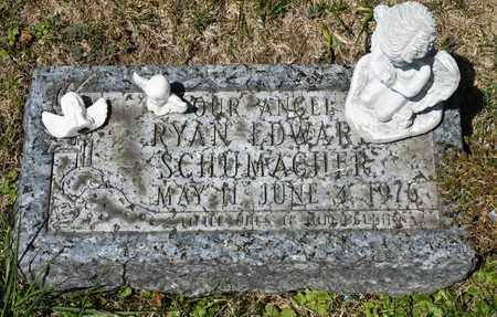 SCHUMACHER, RYAN EDWARD - Richland County, Ohio   RYAN EDWARD SCHUMACHER - Ohio Gravestone Photos