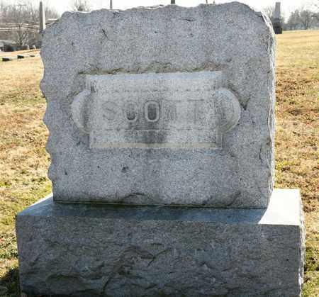 SCOTT, GEORGE W - Richland County, Ohio | GEORGE W SCOTT - Ohio Gravestone Photos