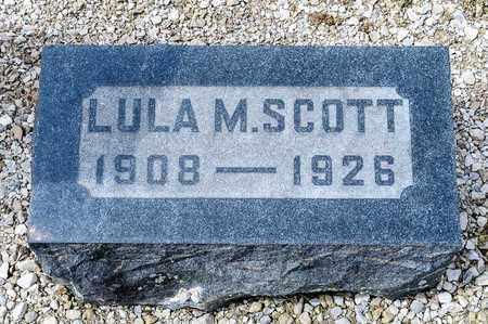 SCOTT, LULA M - Richland County, Ohio | LULA M SCOTT - Ohio Gravestone Photos