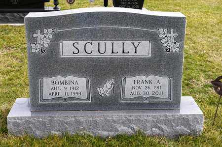 SCULLY, BOMBINA - Richland County, Ohio | BOMBINA SCULLY - Ohio Gravestone Photos