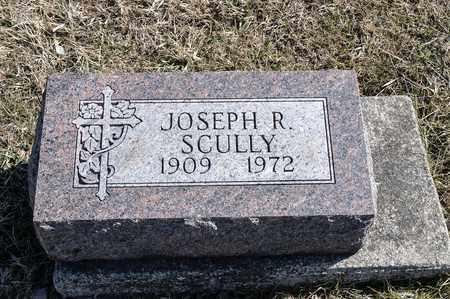 SCULLY, JOSEPH R - Richland County, Ohio   JOSEPH R SCULLY - Ohio Gravestone Photos