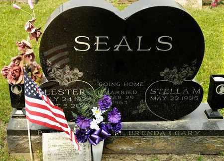 SEALS, LESTER - Richland County, Ohio | LESTER SEALS - Ohio Gravestone Photos