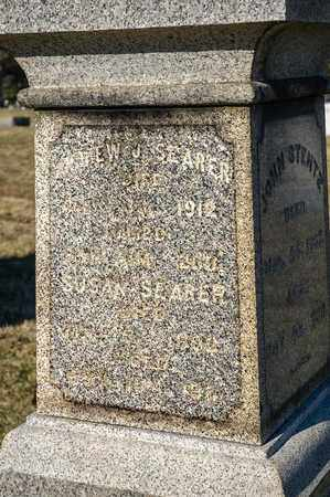 SEARER, ANDREW J - Richland County, Ohio | ANDREW J SEARER - Ohio Gravestone Photos