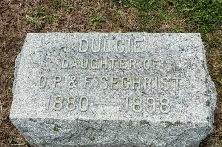 SECHRIST, DULCIE - Richland County, Ohio | DULCIE SECHRIST - Ohio Gravestone Photos