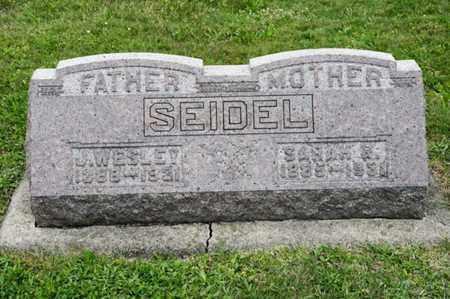 SEIDEL, SARAH R - Richland County, Ohio   SARAH R SEIDEL - Ohio Gravestone Photos