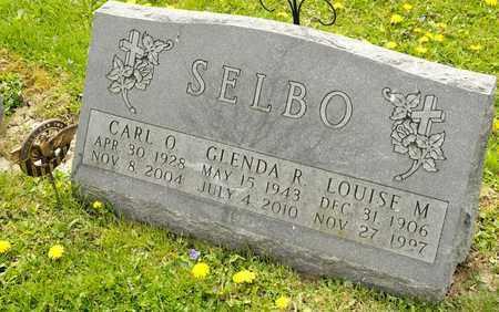 SELBO, LOUISE M - Richland County, Ohio | LOUISE M SELBO - Ohio Gravestone Photos