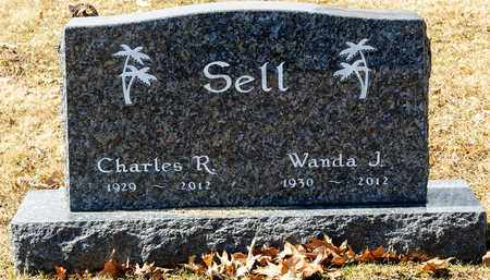 SELL, CHARLES R - Richland County, Ohio   CHARLES R SELL - Ohio Gravestone Photos