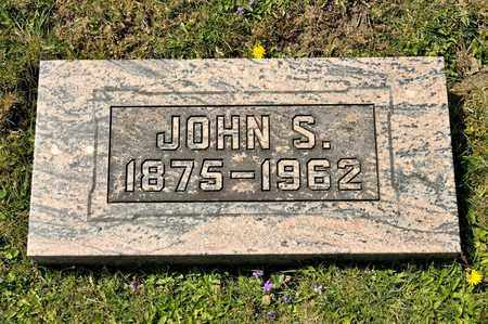 SELTZER, JOHN S - Richland County, Ohio | JOHN S SELTZER - Ohio Gravestone Photos
