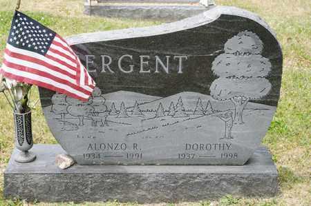 SERGENT, DOROTHY - Richland County, Ohio | DOROTHY SERGENT - Ohio Gravestone Photos