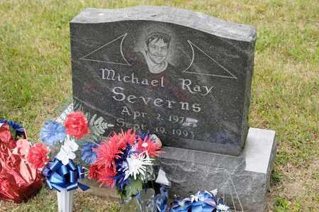 SEVERN, MICHAEL RAY - Richland County, Ohio | MICHAEL RAY SEVERN - Ohio Gravestone Photos
