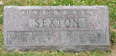 SEXTON, COMMODORE PERRY - Richland County, Ohio | COMMODORE PERRY SEXTON - Ohio Gravestone Photos