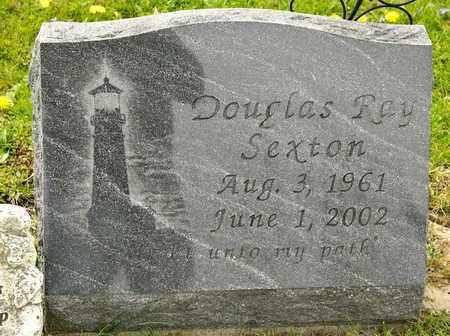 SEXTON, DOUGLAS RAY - Richland County, Ohio | DOUGLAS RAY SEXTON - Ohio Gravestone Photos
