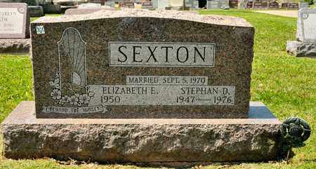 SEXTON, STEPHAN D - Richland County, Ohio | STEPHAN D SEXTON - Ohio Gravestone Photos