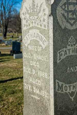 SHADE, CATHARINE - Richland County, Ohio | CATHARINE SHADE - Ohio Gravestone Photos