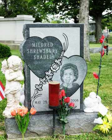 SHADEL, MILDRED - Richland County, Ohio | MILDRED SHADEL - Ohio Gravestone Photos
