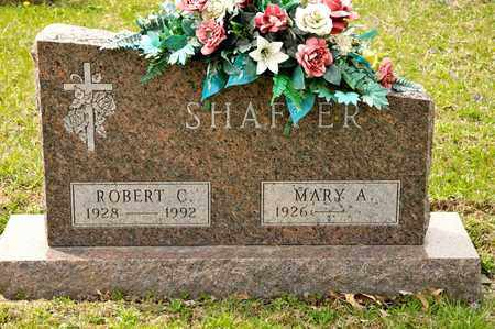 SHAFFER, ROBERT C - Richland County, Ohio | ROBERT C SHAFFER - Ohio Gravestone Photos