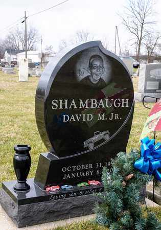 SHAMBAUGH JR, DAVID M - Richland County, Ohio | DAVID M SHAMBAUGH JR - Ohio Gravestone Photos