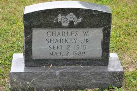 SHARKEY JR, CHARLES W - Richland County, Ohio   CHARLES W SHARKEY JR - Ohio Gravestone Photos