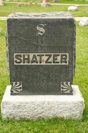 SHATZER, MARY N - Richland County, Ohio | MARY N SHATZER - Ohio Gravestone Photos