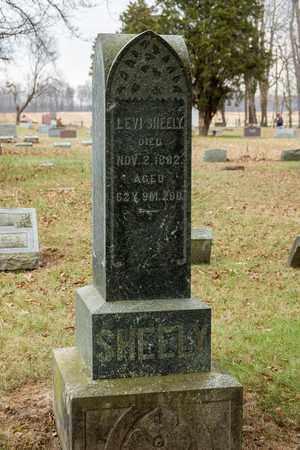 SHEELY, LEVI - Richland County, Ohio | LEVI SHEELY - Ohio Gravestone Photos