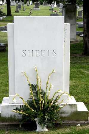 SHEETS, HENRY E - Richland County, Ohio | HENRY E SHEETS - Ohio Gravestone Photos