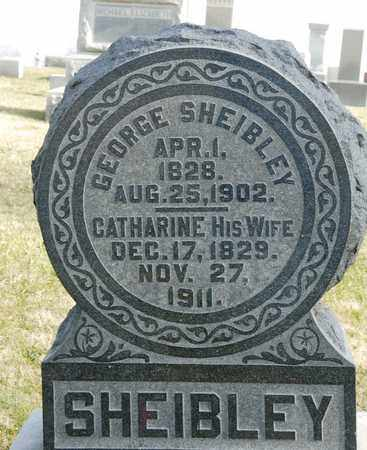SHEIBLEY, CATHARINE - Richland County, Ohio | CATHARINE SHEIBLEY - Ohio Gravestone Photos