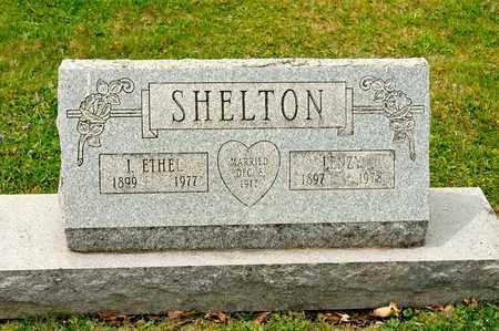 SHELTON, LENZY - Richland County, Ohio | LENZY SHELTON - Ohio Gravestone Photos
