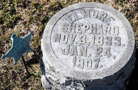 SHEPARD, ELMORE - Richland County, Ohio | ELMORE SHEPARD - Ohio Gravestone Photos