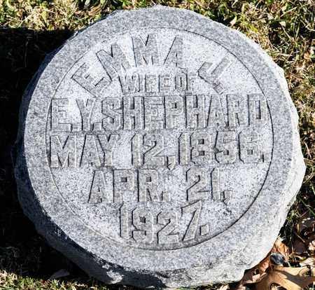 SHEPARD, EMMA J - Richland County, Ohio   EMMA J SHEPARD - Ohio Gravestone Photos