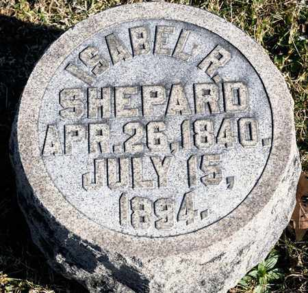 SHEPARD, ISABEL R - Richland County, Ohio | ISABEL R SHEPARD - Ohio Gravestone Photos
