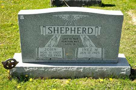 SHEPHERD, JOHN - Richland County, Ohio | JOHN SHEPHERD - Ohio Gravestone Photos